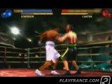 Fight Night Round 3 - Un joli K.O. !