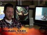 God of War : Ascension - Making-of : la manticore prend son envol