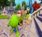 Monster University playset