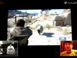 Metal Gear Solid 5 : The Phantom Pain - Kojima Station 6 juin 2014