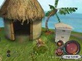 Premi�re incursion dans le monde de Monkey Ball Adventure.