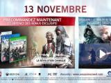 Assassin's Creed Unity - Les acteurs