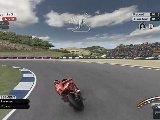 MotoGP 08 - Le pilotage Simulation