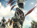 Final Fantasy XIV : A Realm Reborn - Trailer TGS 2...