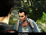 Uncharted : Golden Abyss - Trailer GamesCom